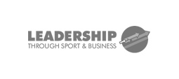 Leadership Through Sport and Business logo